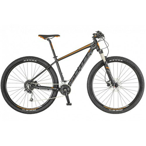 Scott Aspect 930 2019 BLACK/ORANGE фото 1 — Интернет-магазин велосипедов Giant